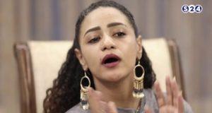 منى مجدي تستنفر الشعب السوداني والنقابات ضد قانون النظام العام